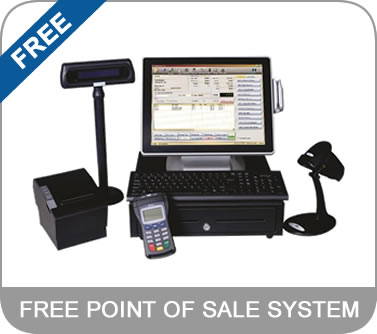Free Point Of Sale System In Alaska Provided By Alaska Merchant Services